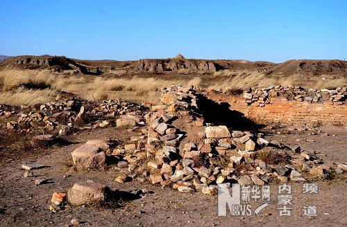 Site of Xanadu. (Photo/Xinhua)