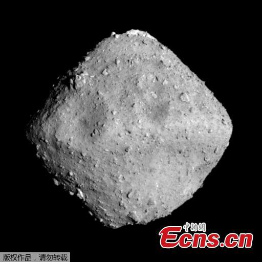 The Japanese spacecraft Hayabusa2 has successfully reached Ryugu, beginning an 18-month stay at the diamond-shaped asteroid.