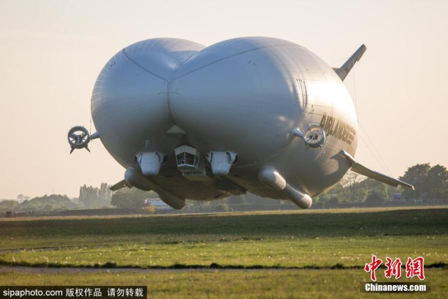 Airlander 10, the world\'s longest aircraft, will feature en-suite bedrooms, fine dining and seating areas boasting \