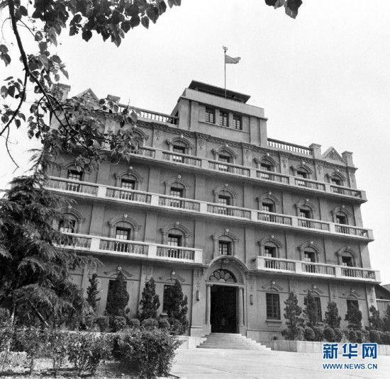 A file photo shows the former site of the August 1 Nanchang Uprising in Nanchang, capital city of Jiangxi Province. (Photo/Xinhua)  Since the predecessor of the People\'s Liberation Army was founded 91 years ago, the army has evolved from a \