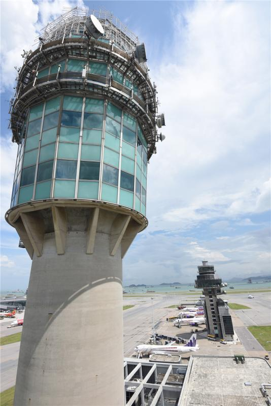 Hong Kong International Airport opened on July 6, 1998. PHOTO PROVIDED TO CHINA DAILY New role in new era  \