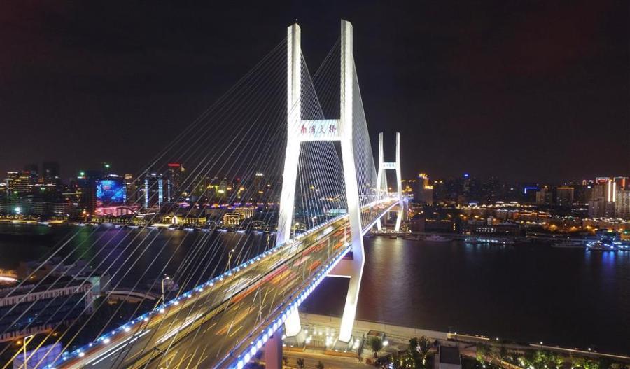 Nanpu Bridge (Photo/Shine.cn)