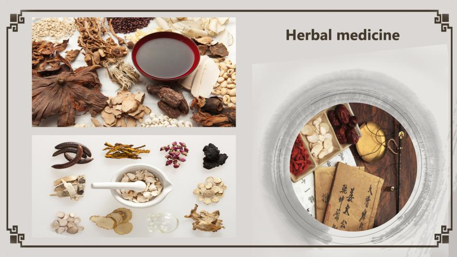 Herbal medicine accounts for the majority of Traditional Chinese Medicine (TCM) treatments. There are over 10,000 ingredients used in Chinese herbal medicine. Different parts of plants and their extracts are the most commonly used ingredients, although some animal and mineral ingredients are also used. (Photo/China Plus)