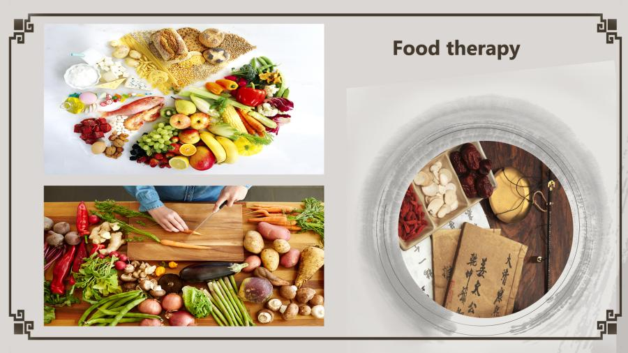 A common belief in Chinese medicine is that different foods effect the human body in different ways. Chinese food therapy involves eating different foods in accordance with different health needs ? and eating in moderation is always a good choice! (Photo/China Plus)