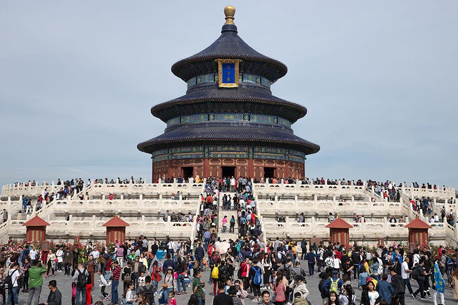 The Temple of Heaven is a symbol of feudal imperial ideology and its profound ritual culture. (PHOTO BY SU YANG/FOR CHINA DAILY)