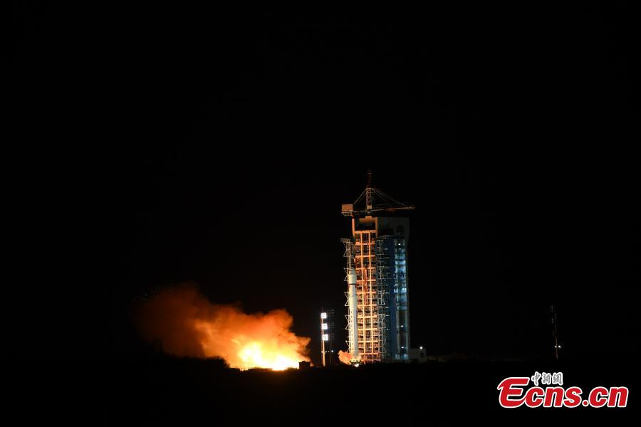 China sent Shiyan 6 satellite into space on a Long March 2D carrier rocket from Jiuquan Satellite Launch Center in Gansu province at 7:40 am on Tuesday, along with four micro satellites. Shiyan 6 will be mainly used for detecting space environment and testing relative technologies. Two Tianping-1 micro satellites will be deployed for accuracy calibration of ground monitoring equipment. Jiading 1 micro satellite is the first one of a low-orbit commercial communication network \