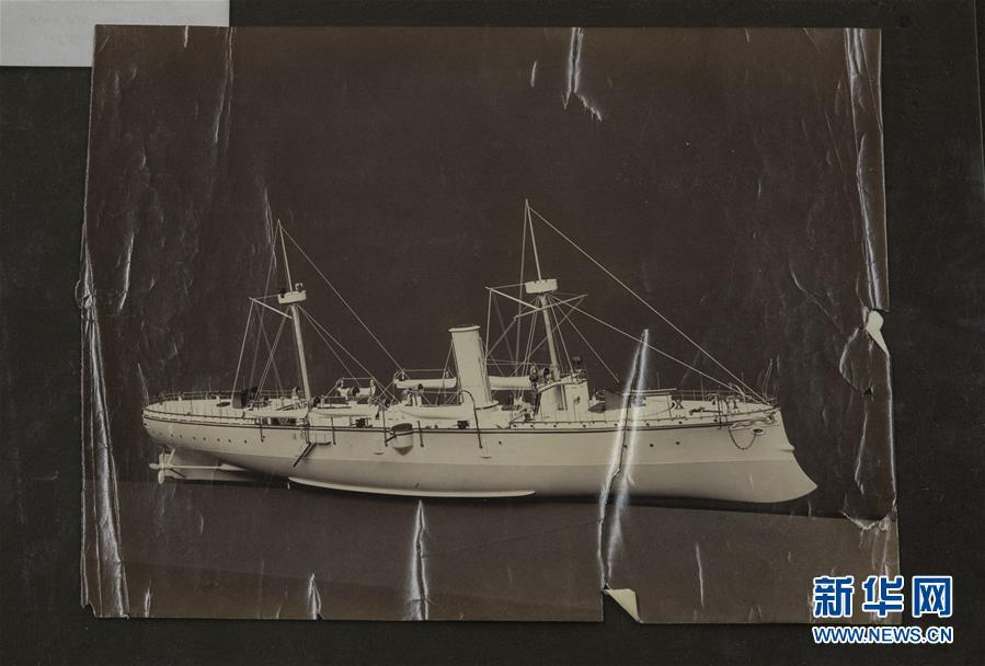 Historical photos collected at Tyne & Wear Archives in the city of Newcastle upon Tyne, England, Nov. 2, 2018. (Photo/Xinhua)