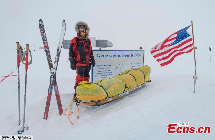 Colin O\'Brady, of Portland, Oregon, has become the first person to traverse Antarctica alone without any assistance, trekking across the polar continent in an epic 54-day journey that was previously deemed impossible. \