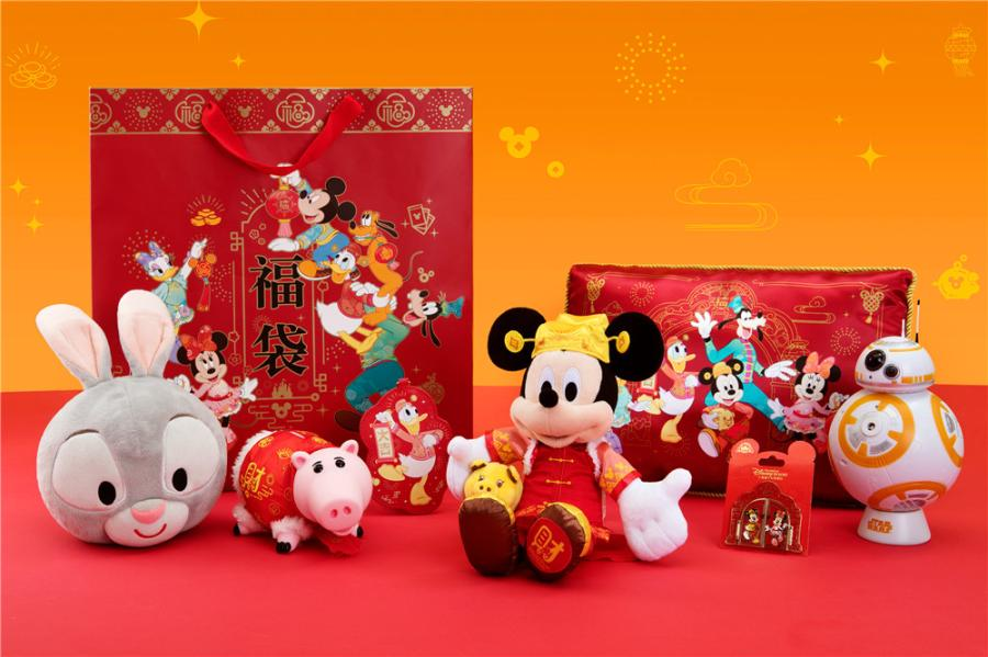 Exclusive new merchandise will be offered during the period.  (Photo provided to chinadaily.com.cn)