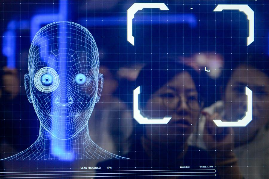 The image recognition technology is displayed during an internet expo in Wuzhen, Zhejiang Province. (Photo by Tian Jianming/For China Daily) Key points:  --Speed up efforts to pursue Internet Plus initiatives in all industries and sectors.  -- Average broadband service rates for small and medium enterprises will be lowered by another 15 percent, and average rates for mobile internet services will be further cut by more than 20 percent.  -- Implement preferential tax policies such as raising the VAT threshold from 30,000 to 100,000 yuan in monthly sales for small-scale taxpayers.  -- Establish a science and technology innovation board that will pilot an IPO registration system.