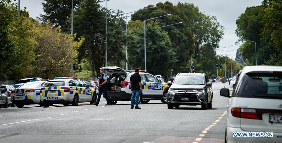 Chch Shooting Hd: Multiple Fatalities In New Zealand Mosque Shootings