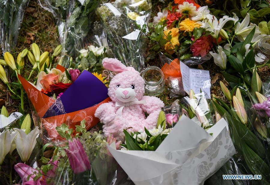 Brenton Tarrant Hd: People Mourn Victims Of Christchurch Mosque Attacks In New