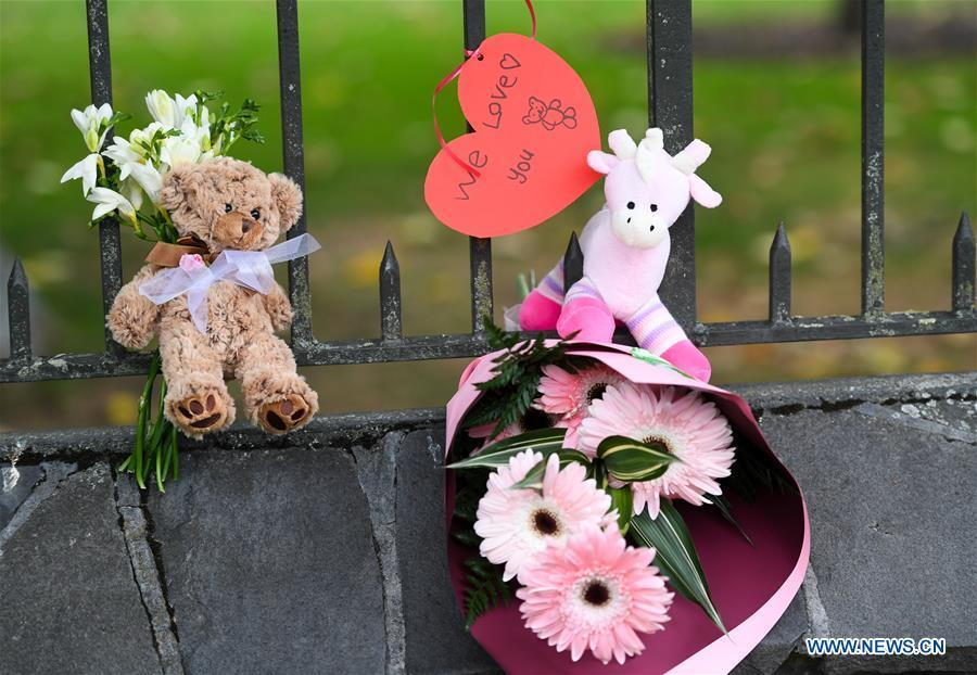 Christchurch Mosque Detail: People Mourn Victims Of Christchurch Mosque Attacks In New