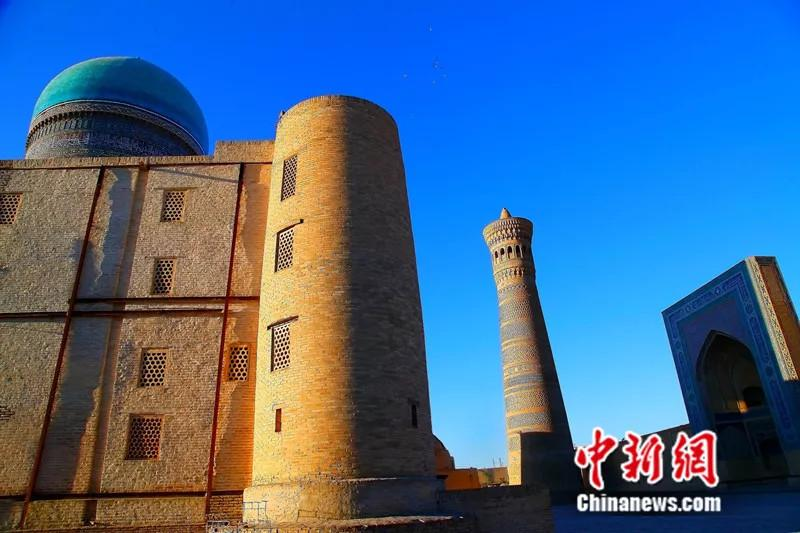 File photo shows the Bukhara in Uzbekistan. Bukhara is known to be Central Asia\'s holiest city. The buildings in this ancient city are more than a thousand years old! Back in the 16th century, Bukhara was a bustling market town on the Silk Road route.  (Photo/VCG)