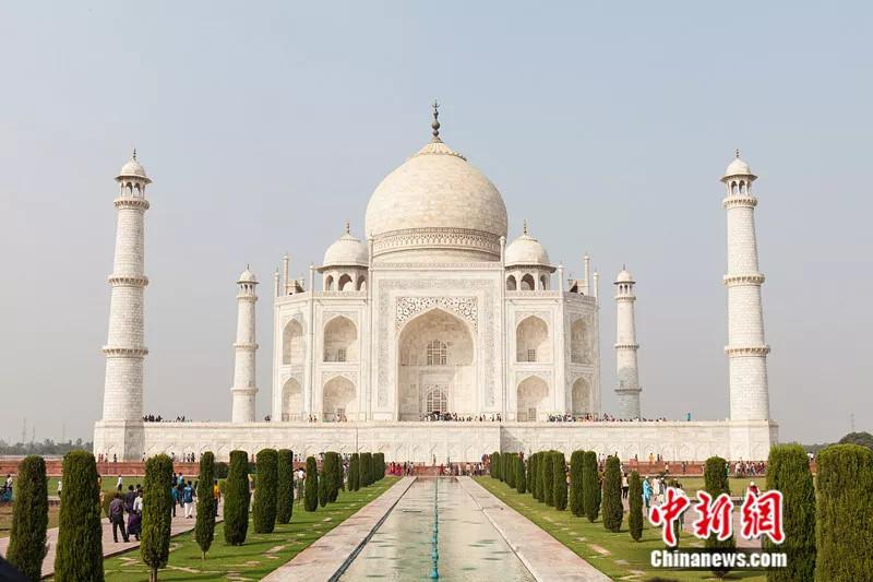 Taj Mahal Pictures Scenic Travel Photos: A Glimpse Of The Scenic Spots And Landmarks In Asia
