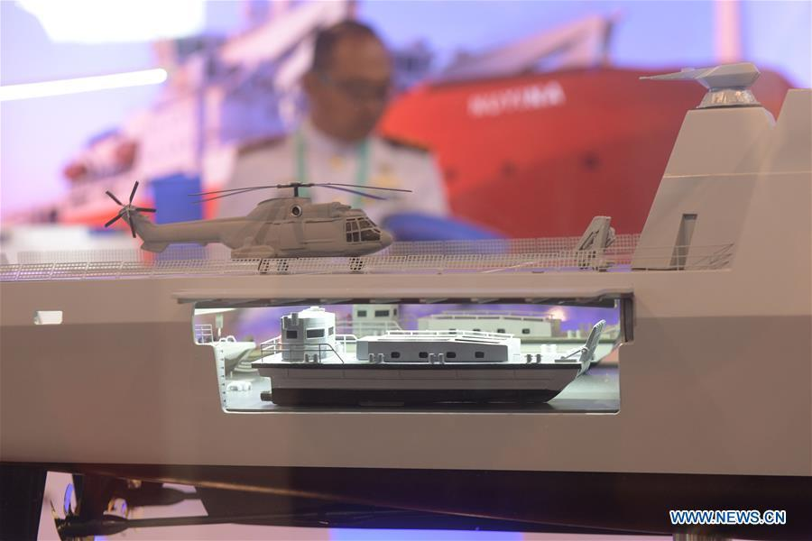 Global Navies, Warships Gather In Singapore For Defense Show