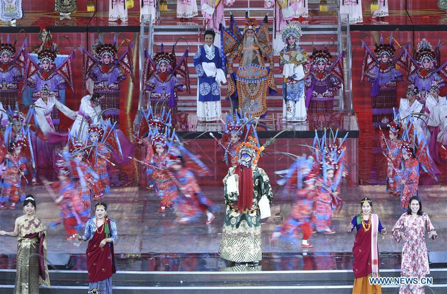 Peking Opera medley \