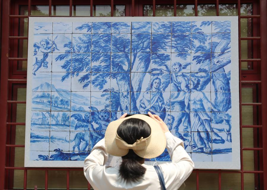(Photo provided to China Daily) 