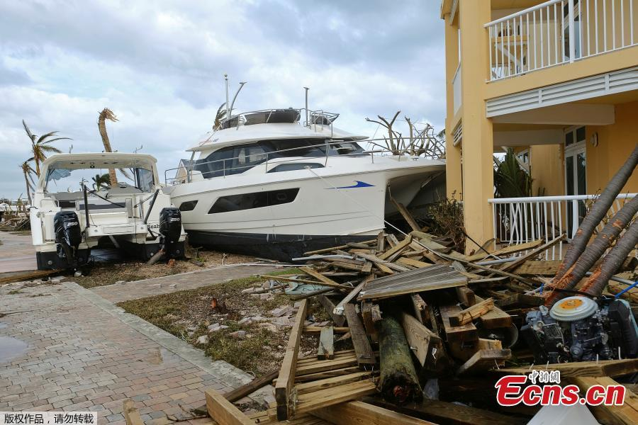 Hurricane Dorian 'decimated' Parts Of The Bahamas