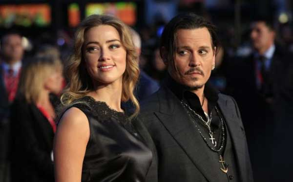 Johnny Depp and Amber Heard settle divorce case for $7m