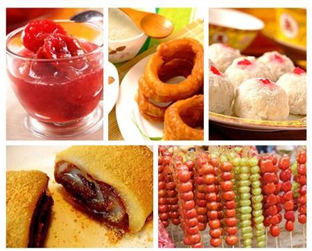 Beijing Hutong Snacks Traditional Beijing Snacks
