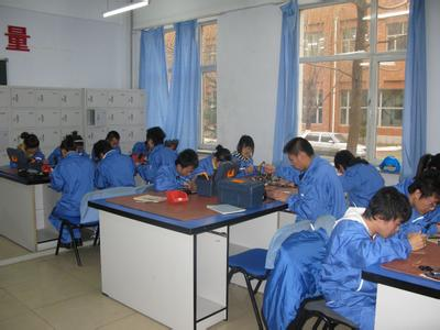 Three-year vocational training as shortcut out of poverty for China's rural population