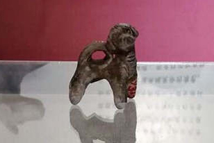 Harbin museum exhibits dog-themed relics