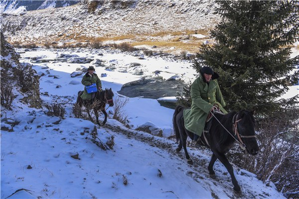 Herders welcome changes in Xinjiang's 'Valley of Life'