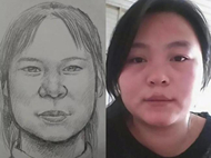 Forensic artist helps find missing girl