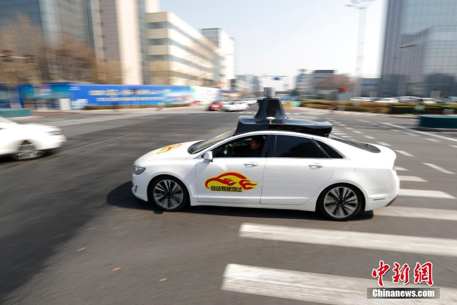 Shanghai boosts self-driving tests