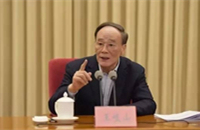 Chinese VP Wang Qishan to visit Russia, Belarus