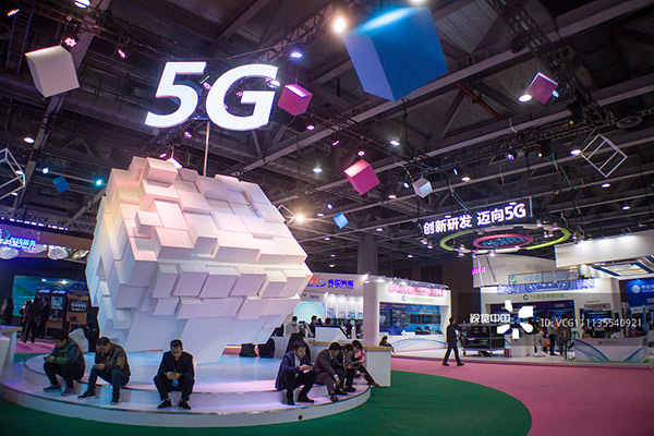 China leads global race for 5G networks, becomes major contributor to standards for emerging services