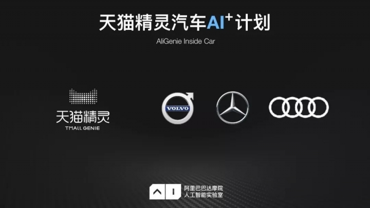 China's Alibaba signs agreement with automakers to connect cars to homes