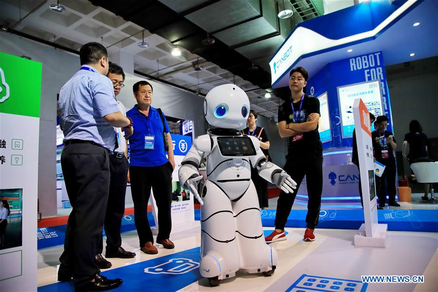 China rides waves of artificial intelligence