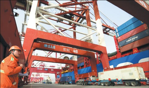 Expert: More imports match China's consistent direction