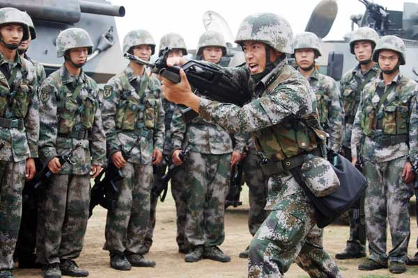 a bad experience with soldiers of the peoples liberation army From providing sex to higher officials to corruption and rape accusations, this people liberation army special unit has suddenly elicited deep concern.