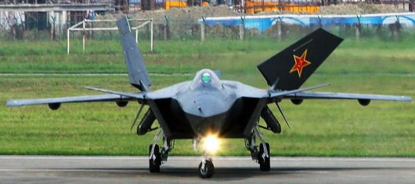 China's fighter jets to get upgraded