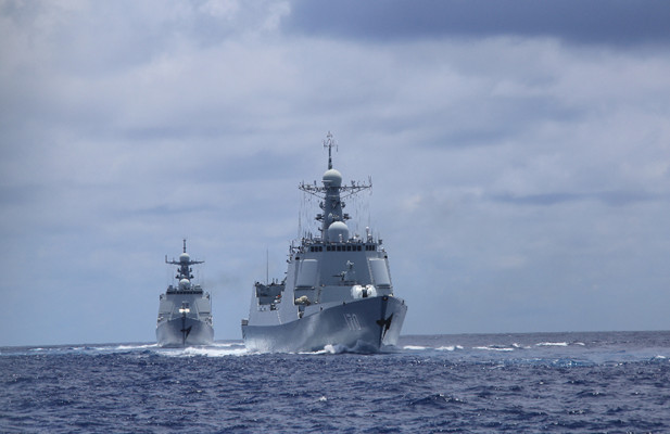 Chinese Navy to conduct combat drills in South China Sea