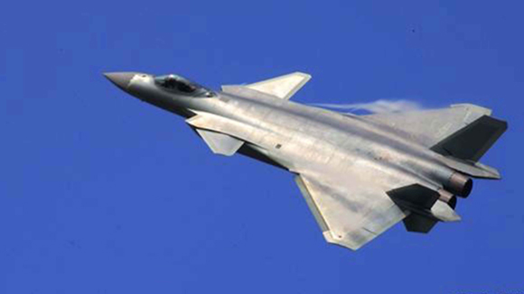 China's 4th-generation J-20 stealth fighters possess war capabilities