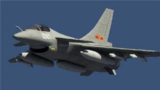 PLA Air Force activates J-10C fighter jet