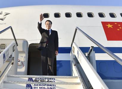 Premier Li concludes Europe visit