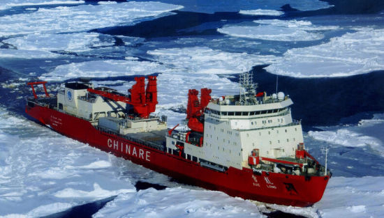 China's 31st Antarctic expedition sets out