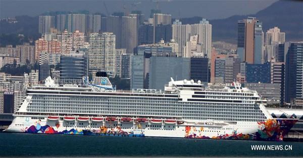 Meet newest luxury cruise ship