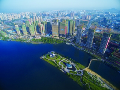 Central China establishes first 'new area' to pilot reforms