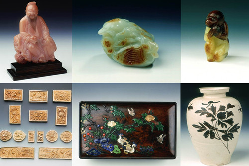 Chinese artifacts stolen from Bath museum