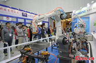 Robot pushes productivity gains at manufacturing hub by 17%