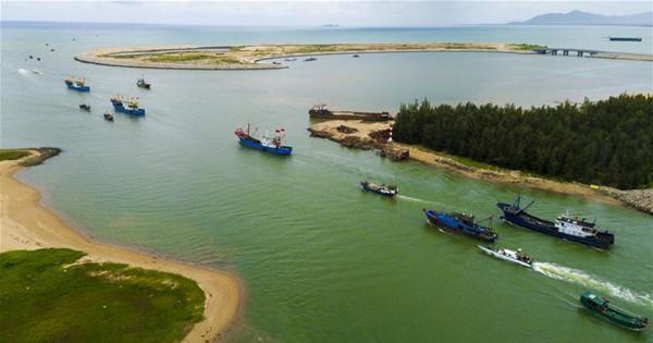 Fishing season of South China Sea starts