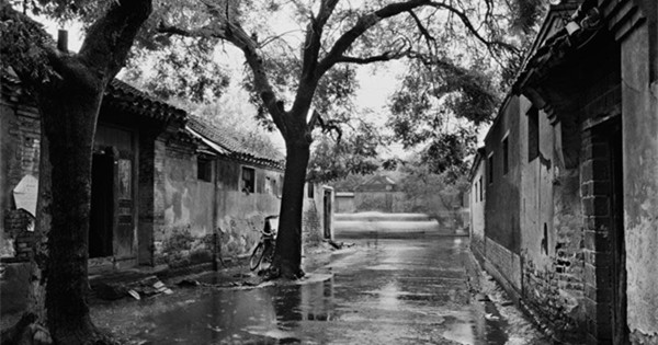 Photo exhibition traces history of hutong