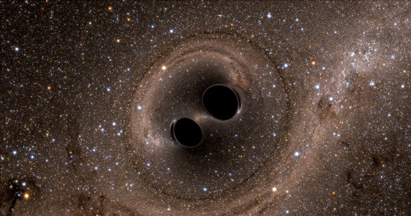Scientists detect gravitational waves from two neutron stars colliding