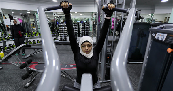 Growing fitness culture: Saudi women stay in shape